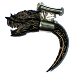 Colgante dragón